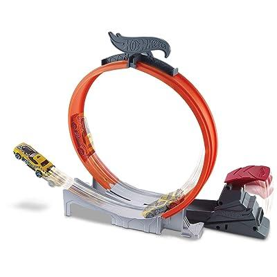 Hot Wheels Loop Star Playset: Toys & Games