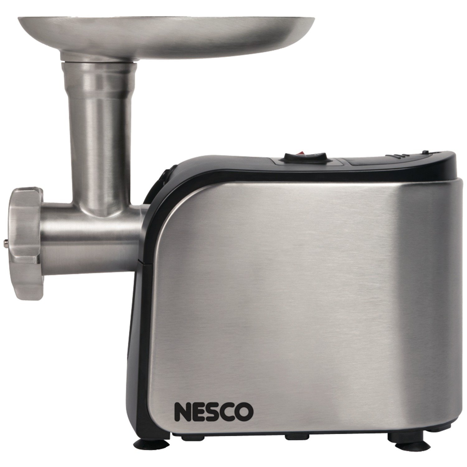 Nesco FG-180 Food Grinder with Stainless Steel Body, 500-Watt