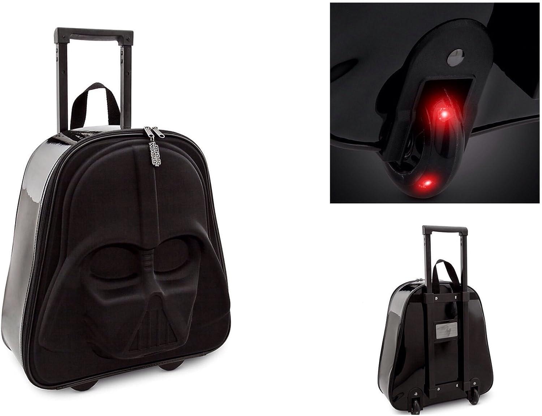 Amazon Com Disney Darth Vader Rolling Luggage Star Wars Home Kitchen