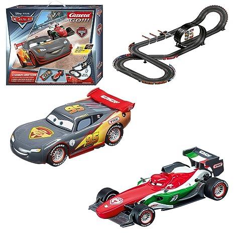 carrera go macchine  Carrera Go!!! !!- Disney/Pixar-Carbon Drifters, 20062385:  ...