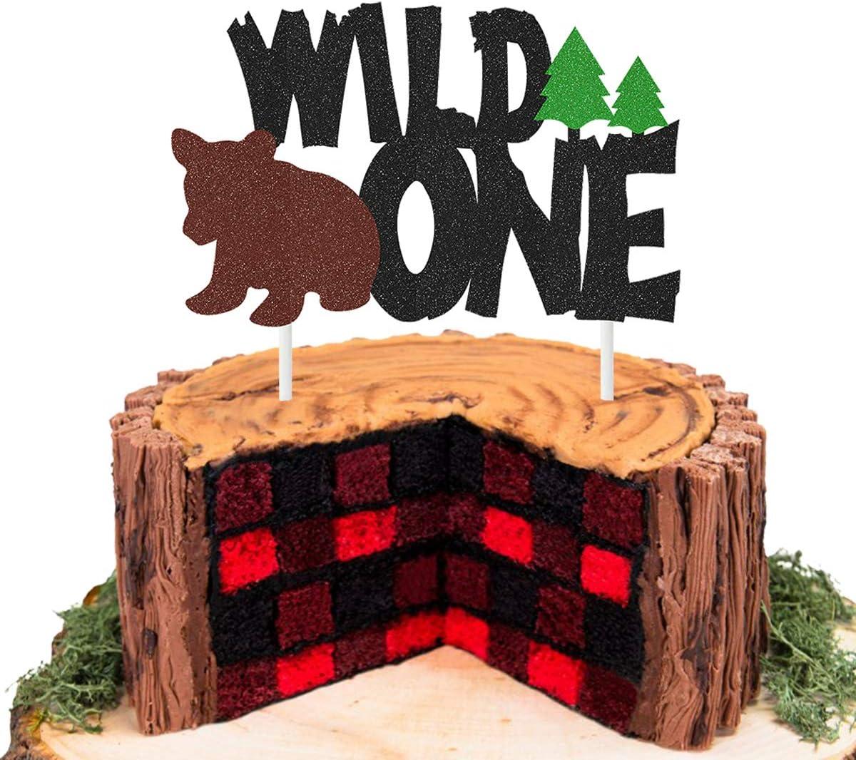 Wild One Birthday Boy Wild One Cake Smash Outfit First Birthday Boy Woodlands First Birthday Outfit