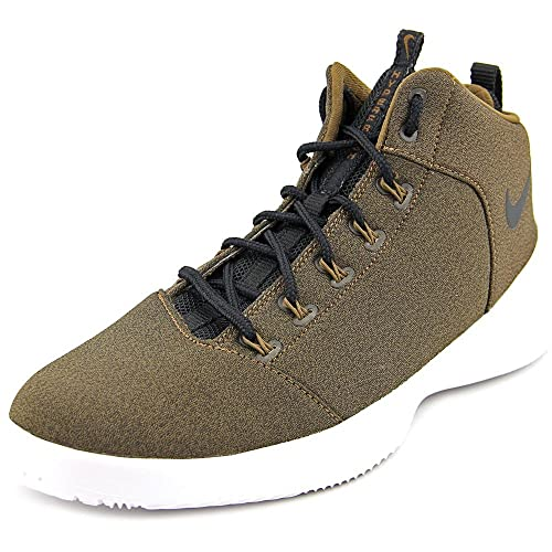 new arrival ec648 01363 Nike Mens Hyperfr3sh Basketball Shoes-Dark Khaki Summit White-9.5  Buy  Online at Low Prices in India - Amazon.in