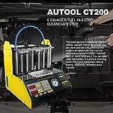 Autool 6/4 Cylinder Car Auto Ultrasonic Injector
