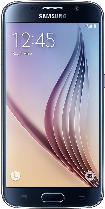 Samsung Galaxy S6 4 G Smartphone Libre (5,1 Pulgadas, 64 GB ...