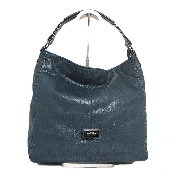 ce52ca1f1a Borsa MARTISSIMA donna sintetica Blu IP59958_1795: Amazon.it: Abbigliamento