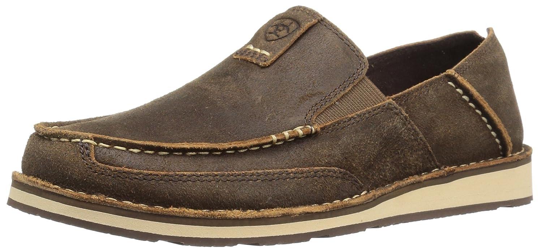 Ariat Men's Cruiser Slip-on Shoe B01LX6B41S 10.5 D(M) US|Rough Oak