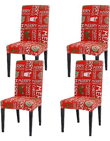 Marvelous Shop Amazon Com Dining Chair Slipcovers Creativecarmelina Interior Chair Design Creativecarmelinacom