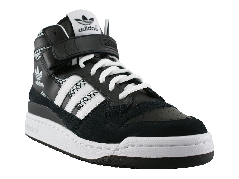 adidas Forum Mid RS - Zapatillas para Hombre, Color Negro/Blanco, Talla 37 1/3: Amazon.es: Zapatos y complementos