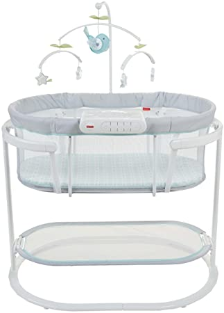 Replacement Mobile with 3 Toys DPV71 Fisher-Price Soothing Motions Bassinet