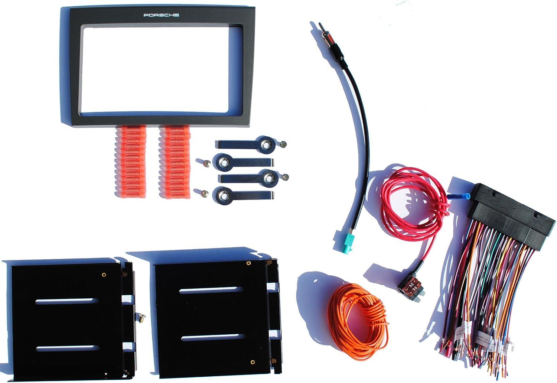 Metra 999605B Din//Ddin In-Dash Kit Porsche 911 99-05// Boxster 97-04