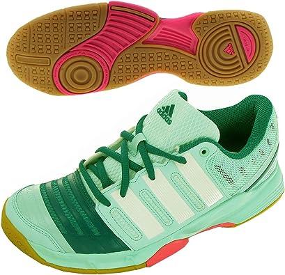 adidas Chaussures Handball Court Stabil 11 W Vert M17490