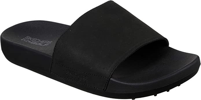 Skechers Men's 19th Hole Leather Strap