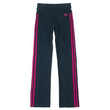 1aa42e18409ad3 Amazon.com : adidas Girls 7-16 Climalite Yoga Pants : Clothing