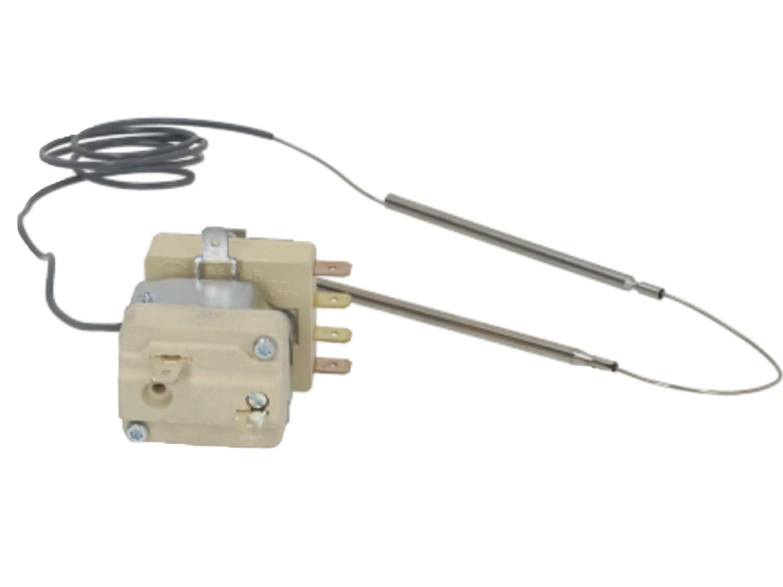 cm097800 Mareno eléctrico termostato de control de temperatura de funcionamiento de la freidora partes: Amazon.es: Industria, empresas y ciencia