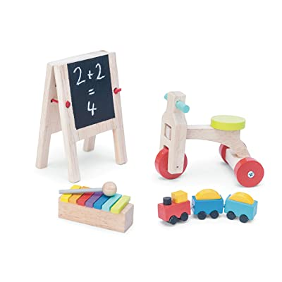 Le Toy Van Sugar Plum Play Time Set Premium Wooden Toys for Kids Ages 3 Years & Up: Toys & Games