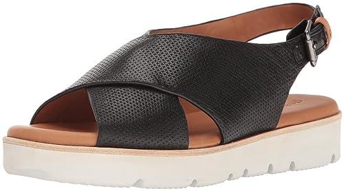 83ac13e652b Gentle Souls Women s Kiki Platform Sandal  Amazon.co.uk  Shoes   Bags