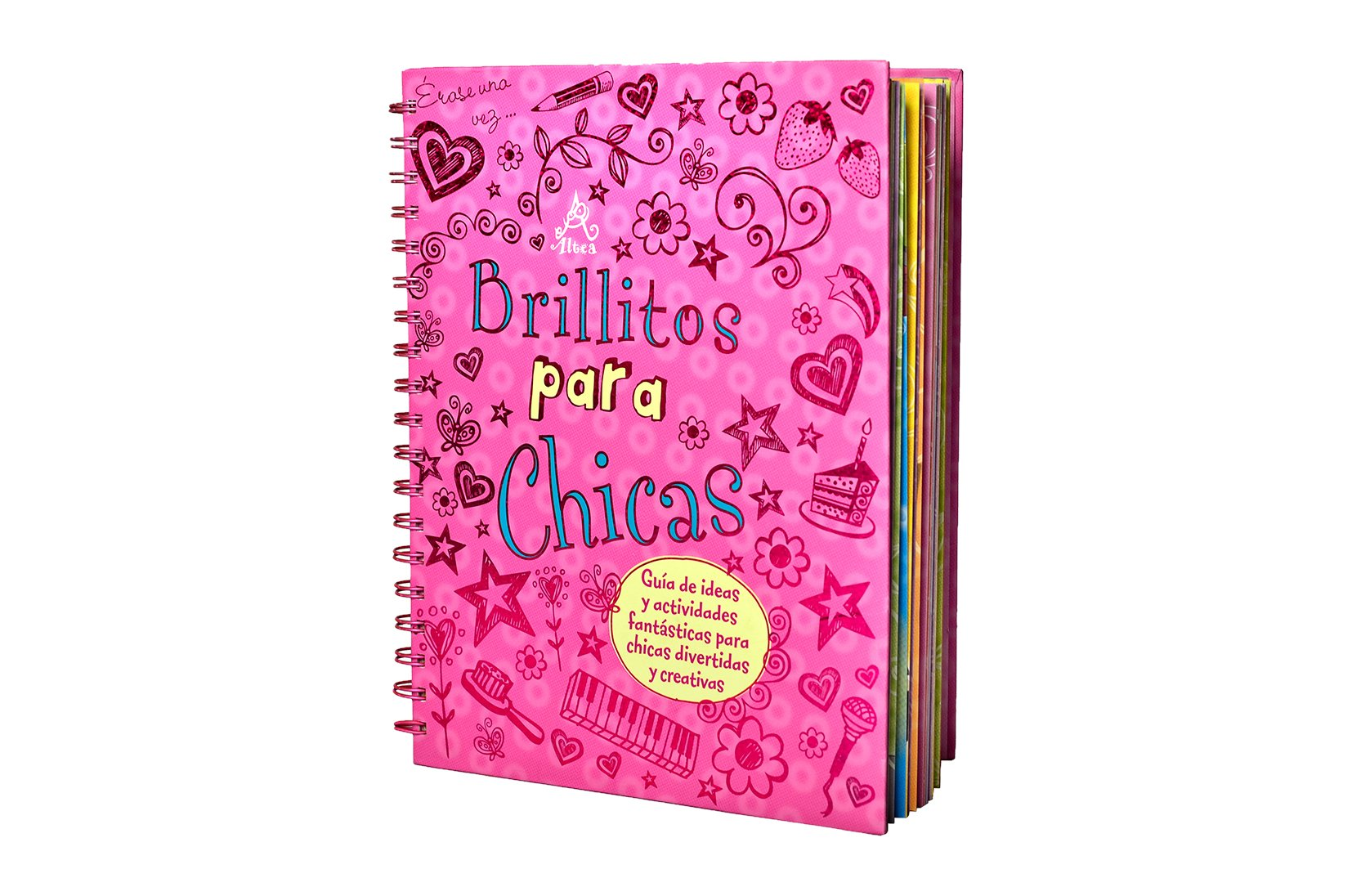 BRILLITOS PARA CHICAS (Spanish) Paperback