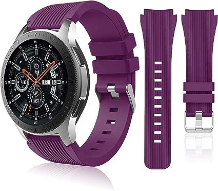 Amazon.com: HSWAI Compatible Samsung Galaxy 1.811 in/Gear S3 ...