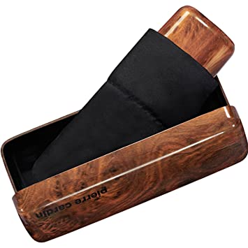 buy clearance sale latest discount Minischirm Schirm Pierre Cardin Noire mybrella wood