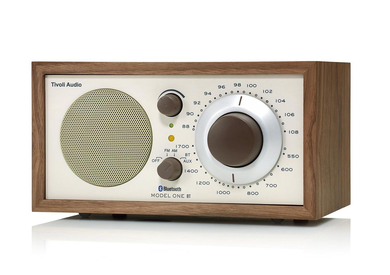 Tivoli Audio Model One BT - Am/FM Radio de Mesa con Bluetooth para transmisión inalámbrica: Amazon.es: Electrónica