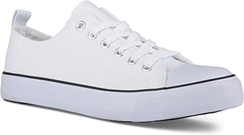 Twisted Womens Hunter Sneakers Lo Stylish Canvas Top WDH9IE2Y