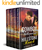 Cowboy Billionaires At Hillstone Ranch (Hillstone Ranch Romance Boxset: Books 1-4)