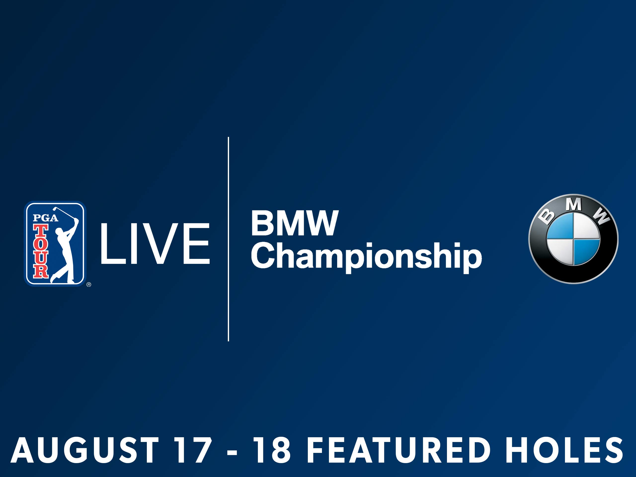 Watch Bmw Championship Featured Holes Prime Video