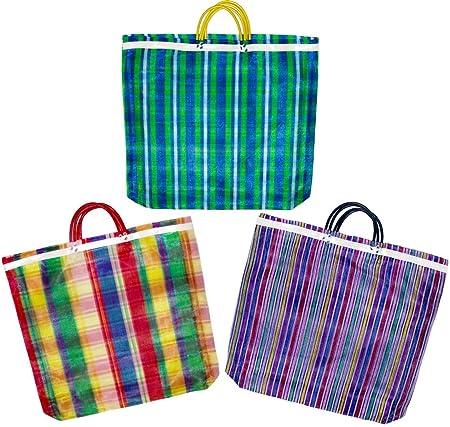 Pack de 3 bolsas grandes Mercado - 20