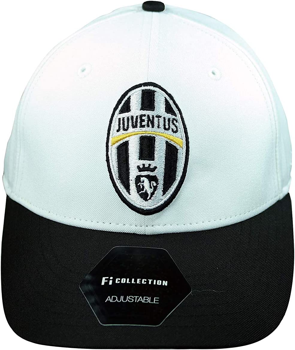 Fi Collection Compatible with Juventus Official Product Soccer Cap 03-3