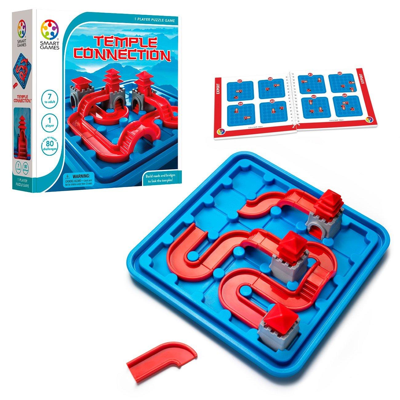 Amazon.com: SmartGames Temple Connection: Toys & Games
