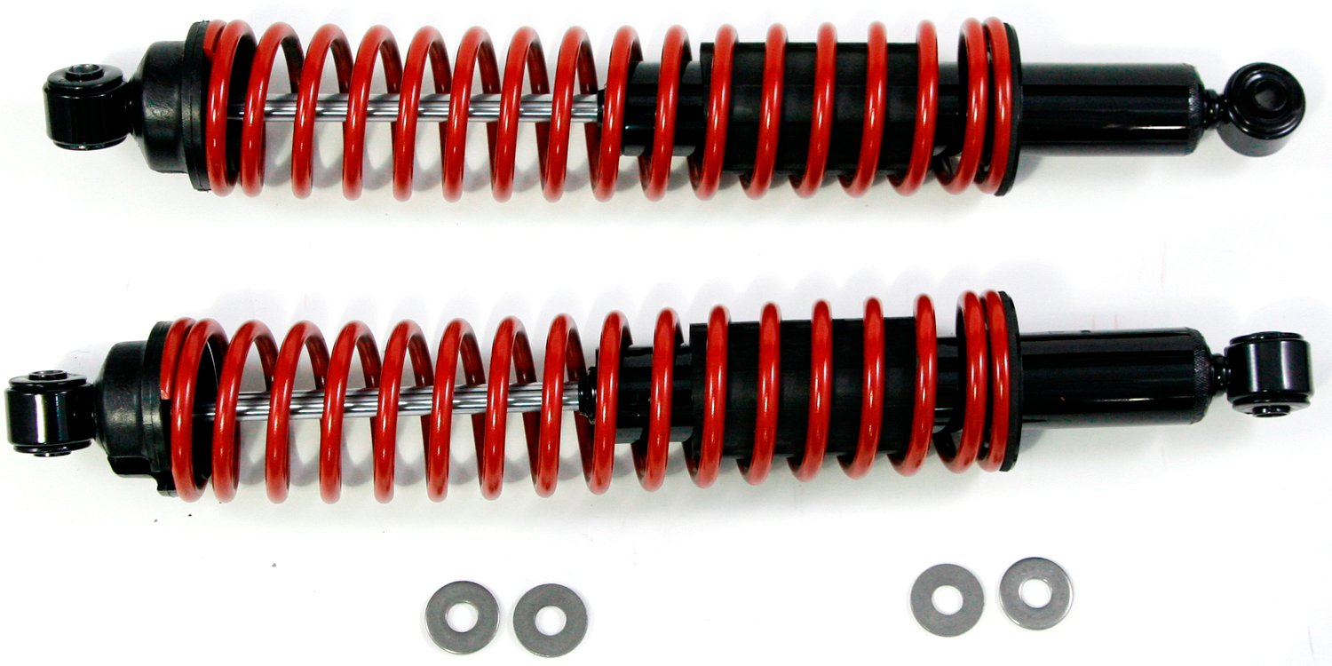 ACDelco 519-8 Specialty Rear Spring Assisted Shock Absorber