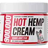 Hot Неmp Cream - Arthritis, Carpal Tunnel, Inflammation, Back, Foot, Nerve, Joint, Muscle, Neck Раin, Natural Stress Relief -