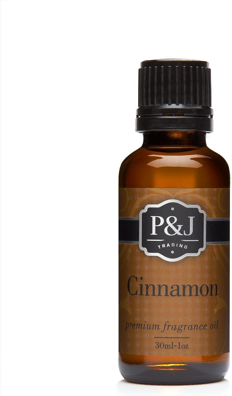 P&J Trading Cinnamon Premium Grade Fragrance Oil - Perfume Oil - 30ml/1oz