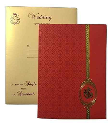 Thane Cards Wedding Cards Pack Of 75 Amazon In Office Products