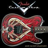 Fender Custom Shop 2018 Guitar Calendar
