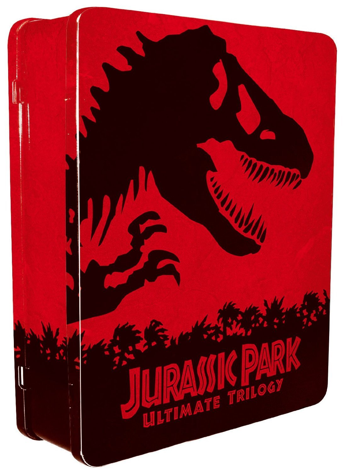 Jurassic Park Ultimate Trilogy - Limited Collector's Edition [Blu-ray]