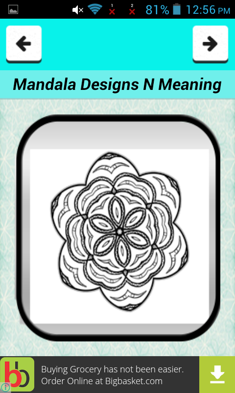 Amazon Mandala Designs N Meaning Appstore For Android