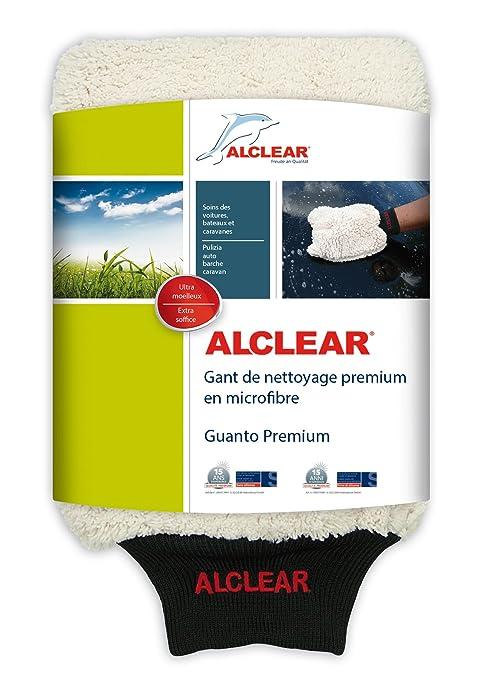 88 opinioni per ALCLEAR 950013WH Guanto Pulente Premium per le Carrozzerie, Dimensioni: circa 27