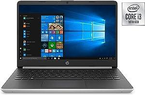 "2020 HP 15.6"" Touchscreen Laptop Computer/ 10th Gen Intel Core i3 1005G1 Up to 3.4GHz/ 16GB DDR4 RAM/ 512GB PCIe SSD/ Intel UHD Graphics/ 802.11ac WiFi/ Bluetooth 4.2/ USB Type-C/ HDMI/ Windows 10"
