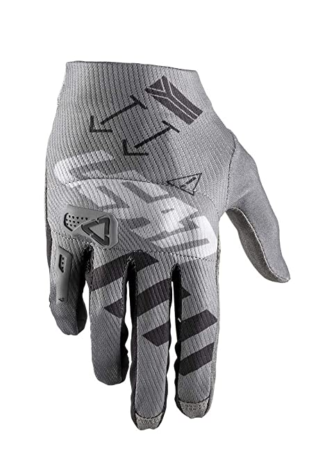 db14e90865612 Amazon.com: Leatt DBX 3.0 Lite Vented Mens Bicycle Gloves Steel SM ...