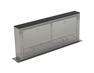 Küchen tischhaube dunstabzugshaube versenkbar w umluft m³ h