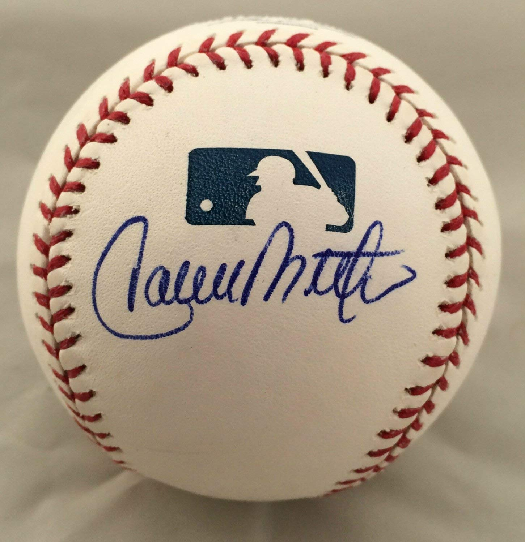 Carlos Beltran Autographed Signed Official Major League