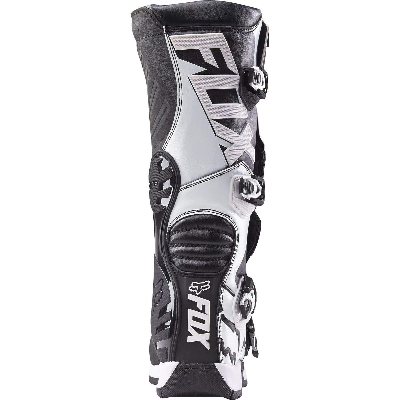 Fox Kids Motocross-Stiefel Comp 5Y Schwarz Gr 32.5