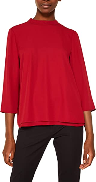 ESPRIT Collection Damen Bluse: : Bekleidung