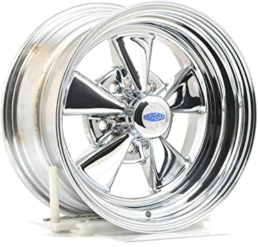Cragar 61 Chrome Wheel 15x7//5x4.5
