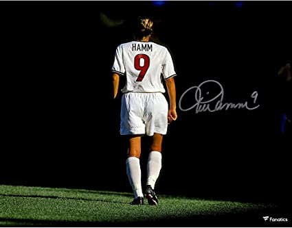 967b35457 Image Unavailable. Image not available for. Color  Mia Hamm Team USA ...