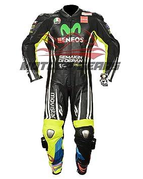 MOTOGPGEARS Valentino Rossi - Traje de piel réplica de moto de ...