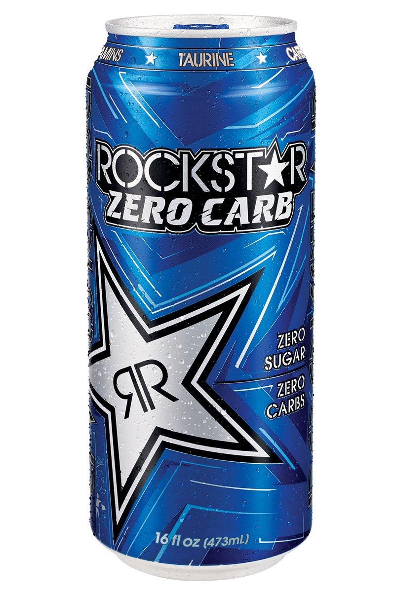 Amazon Com Rockstar Sugar Free Energy Drink 16 Ounce