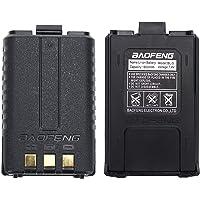 BL-5 - Batería original de ion de litio para UV-5R UV-5R Plus, UV-5RE BF-F8HP DM-5R UV-5R V2+ Plus UV-5RTP (7,4 V, 1800…