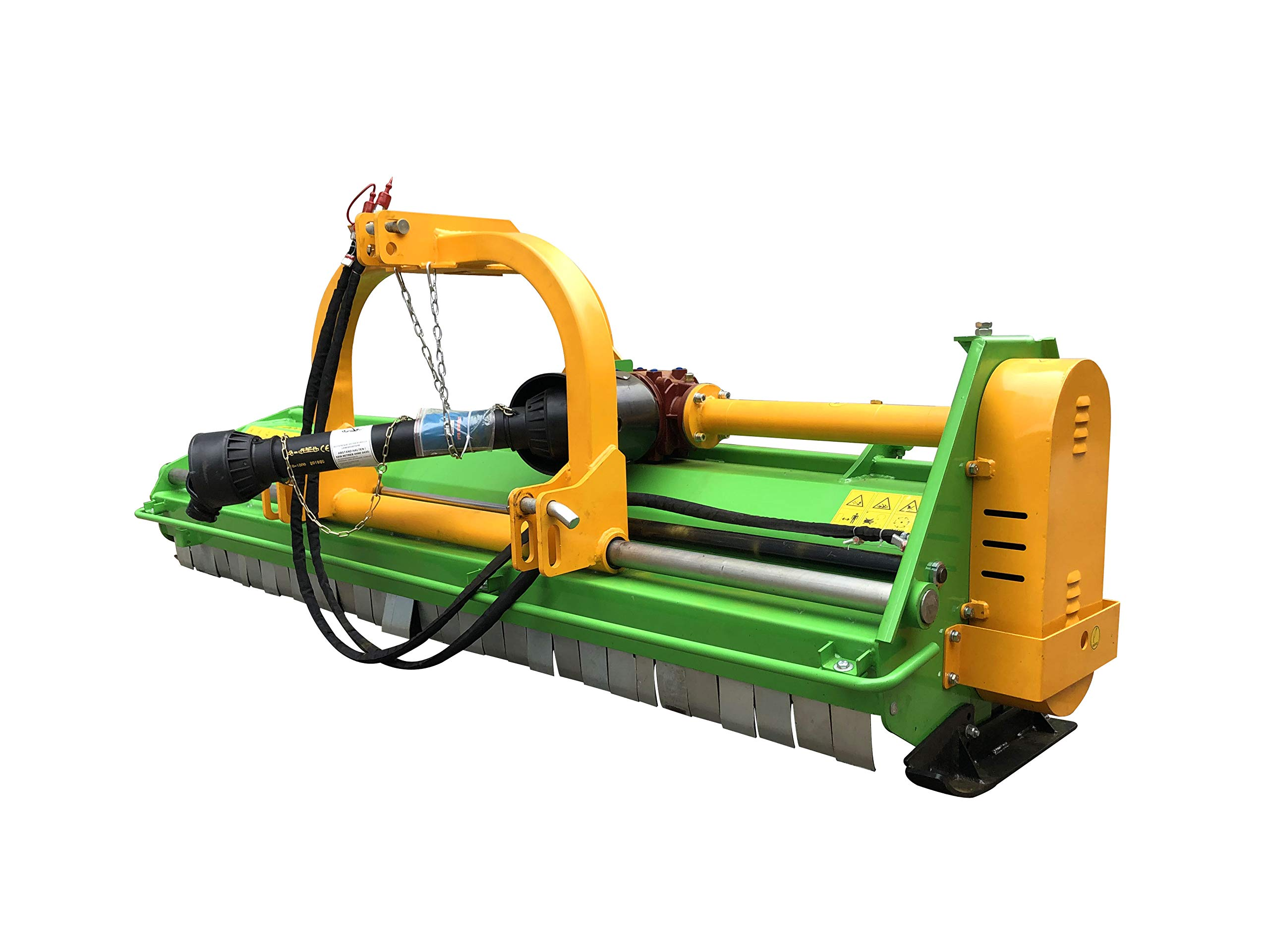 Nova Tractor 95'' Heavy Duty Flail Mower, for Tractor 70 to 120 HP, 3pt Cat II by Nova Tractor